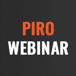 PIRO Webinar